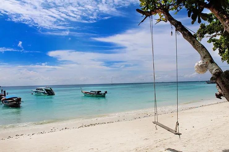Onde ficar em Koh Lipe - Pattaya Beach (Foto: Esse Mundo É Nosso)