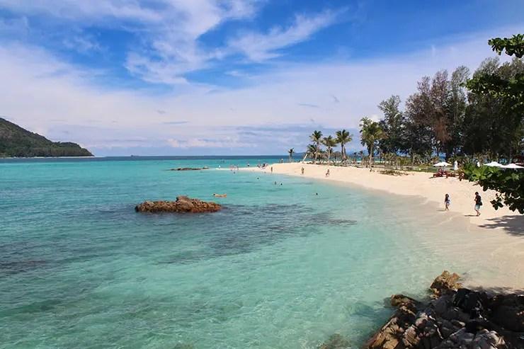 Onde ficar em Koh Lipe - Sunrise Beach (Foto: Esse Mundo É Nosso)