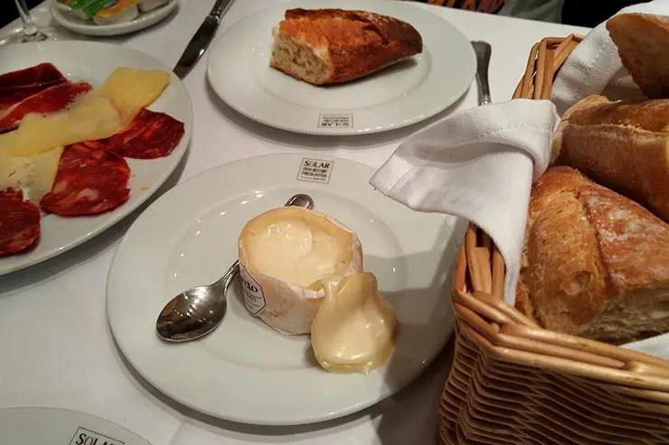 Onde comer em Lisboa: Solar dos Presuntos (Foto: Esse Mundo É Nosso)