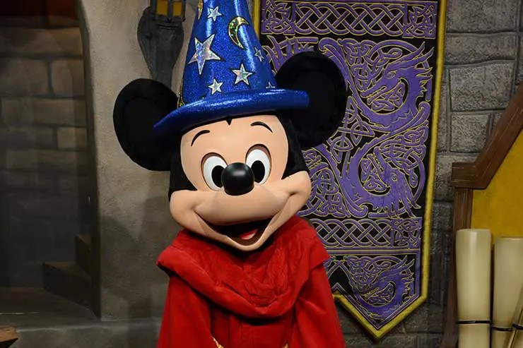 Parques da Disney em Orlando (Foto; Esse Mundo é Nosso)