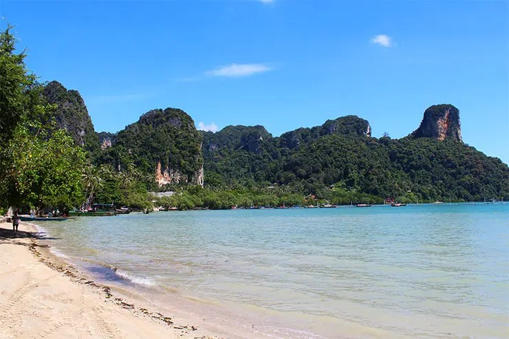 Onde ficar em Railay, Tailândia - East Railay (Foto: Esse Mundo É Nosso)