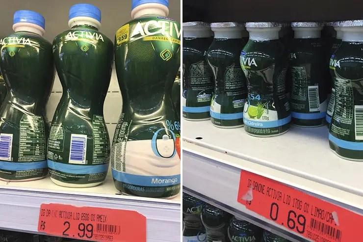 Supermercado Vovó Zuzu (Foto: Esse Mundo É Nosso)