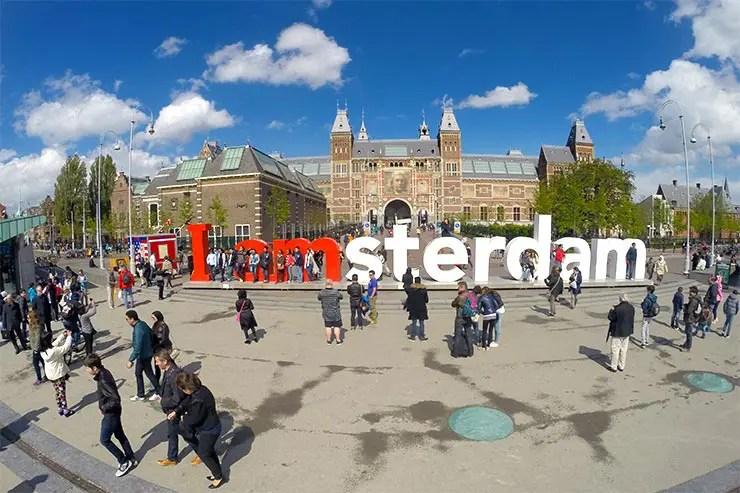 Viajar pra Amsterdam: O que saber antes de ir? (Foto: Esse Mundo É Nosso)