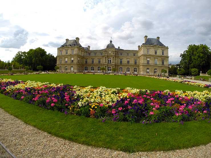 O que fazer em Paris: Jardim de Luxemburgo (Foto: Esse Mundo é Nosso)