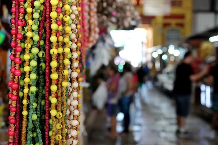 Mercado Municipal de Manaus Adolpho Lisboa (Foto: Esse Mundo É Nosso)