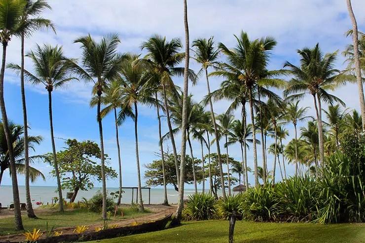 Praia do Espelho em Trancoso, Bahia (Foto: Esse Mundo É Nosso)