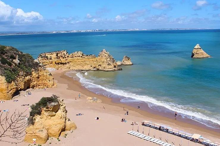 Quando ir pra Portugal - Lagos, Algarve (Foto: Esse Mundo É Nosso)