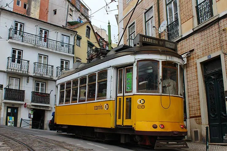 Quando ir pra Portugal - Lisboa (Foto: Esse Mundo É Nosso)