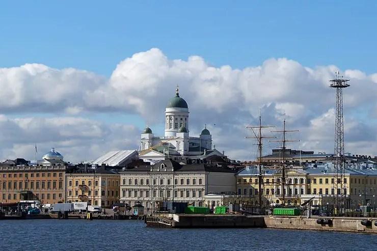 As melhores cidades para se viver no mundo: Helsinki