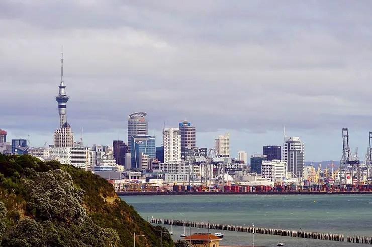 As melhores cidades para se viver no mundo: Auckland