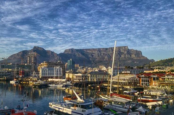 As melhores cidades para se viver no mundo: Cidade do Cabo
