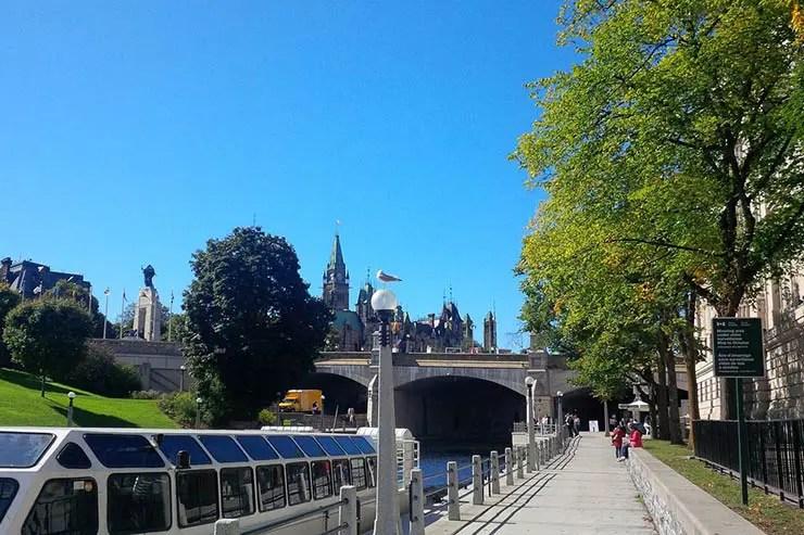 As melhores cidades para se viver no mundo: Ottawa