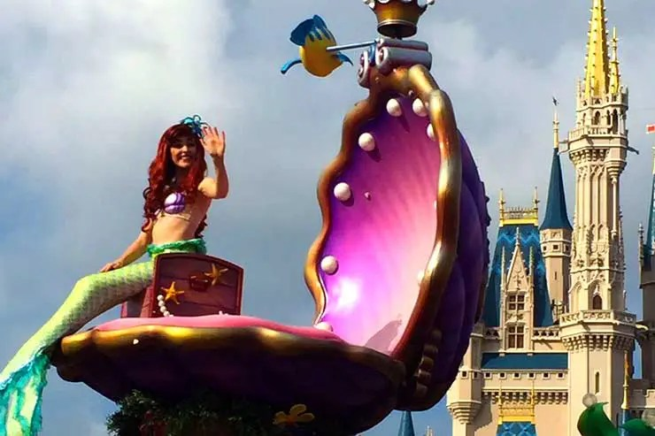 Atrações do Magic Kingdom (Foto: Esse Mundo é Nosso)