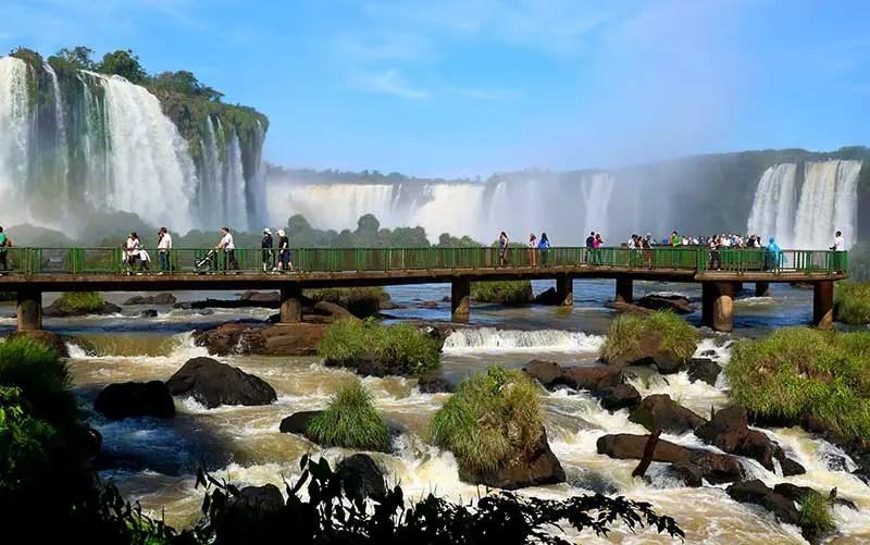 Cataratas do Iguaçu (Foto: Esse Mundo é Nosso)