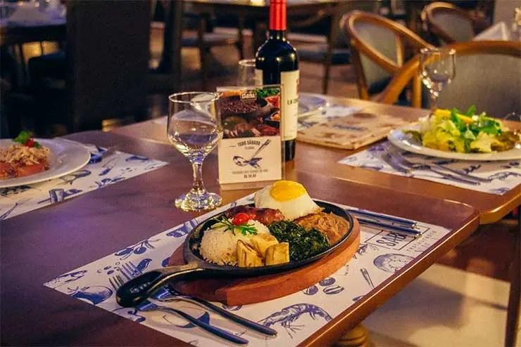 Onde comer em São Luís (Foto: Divulgação)