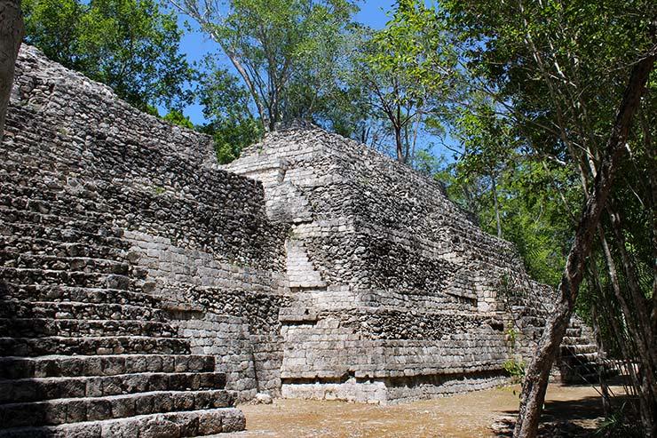 Sítio Arqueológico de Balamkú, Campeche - México (Foto: Esse Mundo É Nosso)