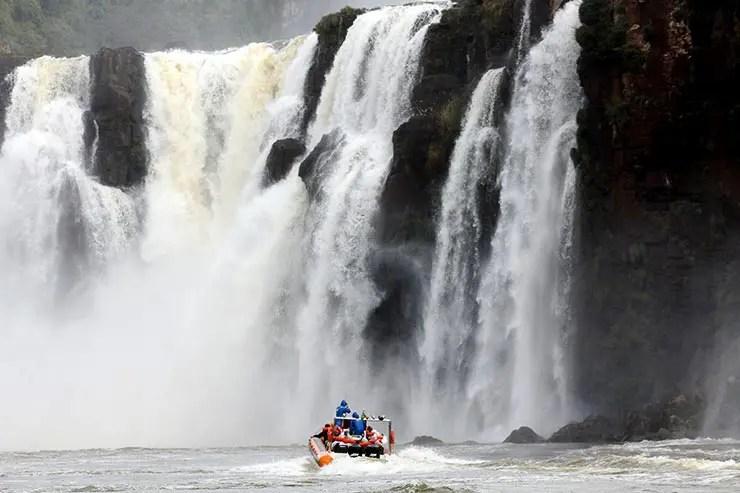 Macuco Safari em Foz do Iguaçu (Foto: Divulgação)