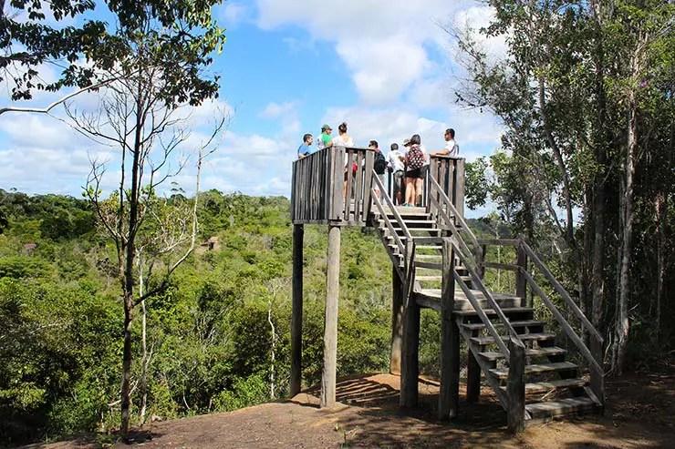 Parque Nacional do Pau-Brasil em Porto Seguro (Foto: Esse Mundo É Nosso)