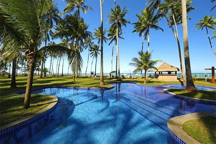 Como chegar na Praia dos Carneiros: Hotel Pontal dos Carneiros Beach Bangalows (Foto: Divulgação/Booking)