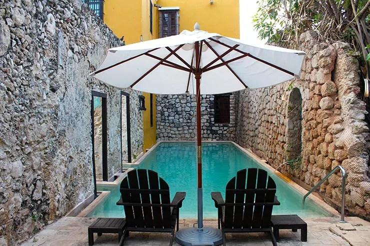 Dicas de Campeche, México: Hotel Hacienda Puerta Campeche (Foto: Esse Mundo É Nosso)
