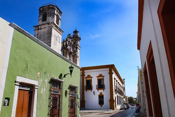 Dicas de Campeche, México (Foto: Esse Mundo É Nosso)