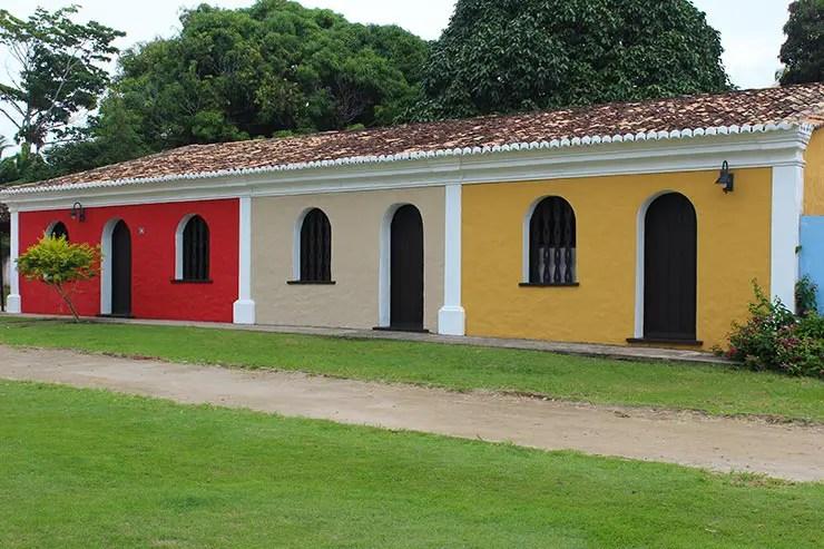 Cidade Histórica de Porto Seguro (Foto: Esse Mundo É Nosso)