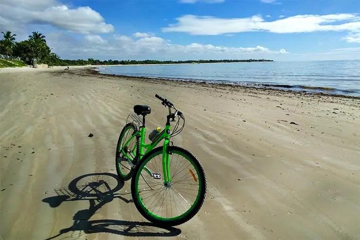 Passeio de bicicleta em Porto Seguro, Arraial d'Ajuda e Trancoso (Foto: Esse Mundo É Nosso)