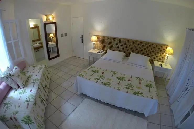 Hotel Saint Tropez em Arraial d'Ajuda (Foto: Esse Mundo É Nosso)