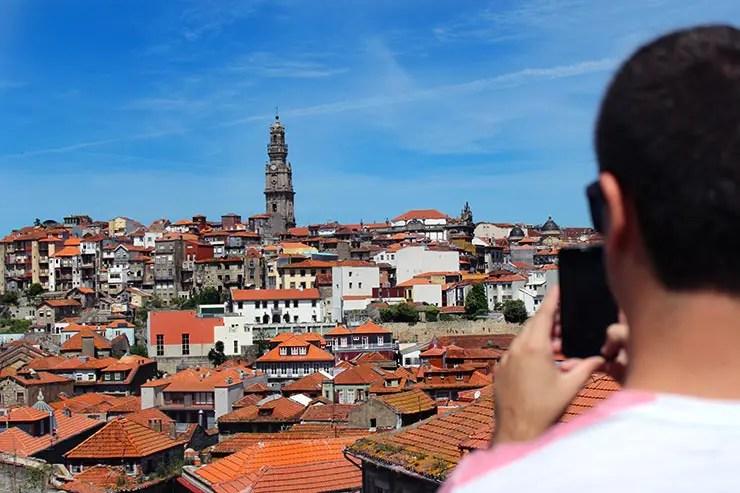 Porto, Portugal (Foto: Esse Mundo É Nosso)