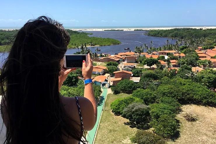 Passeio pelo Rio Preguiças (Foto: Esse Mundo é Nosso)
