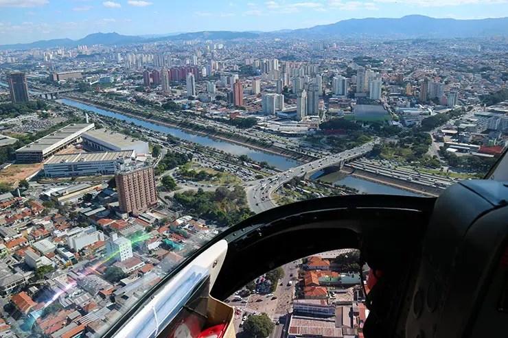 Voom: Como funciona o Uber dos helicópteros em São Paulo (Foto: Esse Mundo É Nosso)