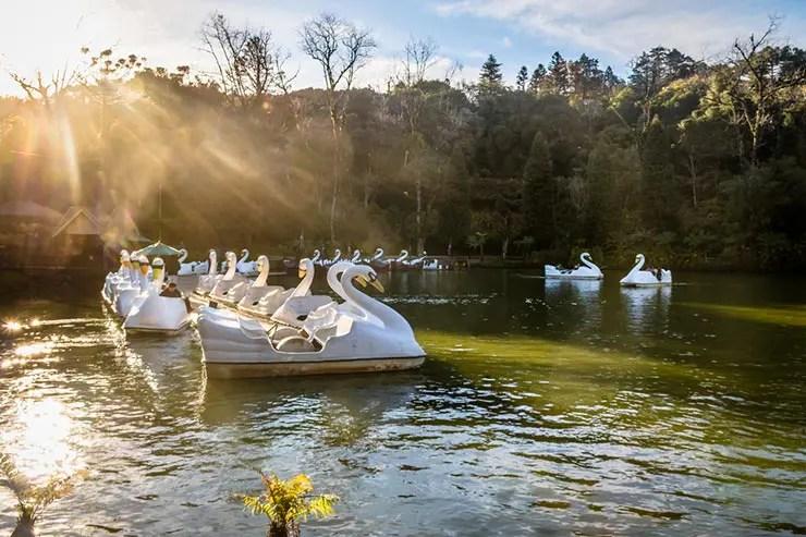 Quando ir pra Gramado e Canela: Lago Negro (Foto via Shutterstock)