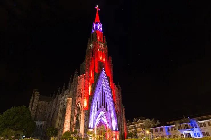 Quando ir pra Gramado e Canela: Catedral de Pedra (Foto via Shutterstock)