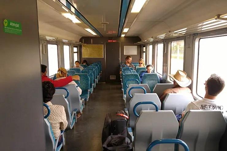 Viajar de trem em Portugal: Regional (Foto: Esse Mundo É Nosso)