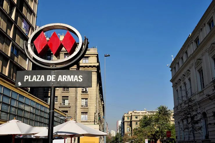 10 motivos pra viajar pra Santiago (Foto via Shutterstock)