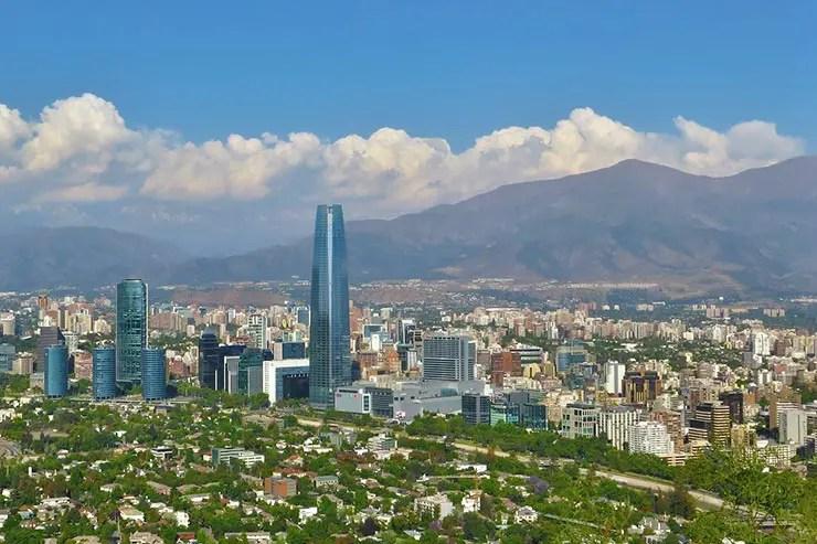 10 motivos pra viajar pra Santiago