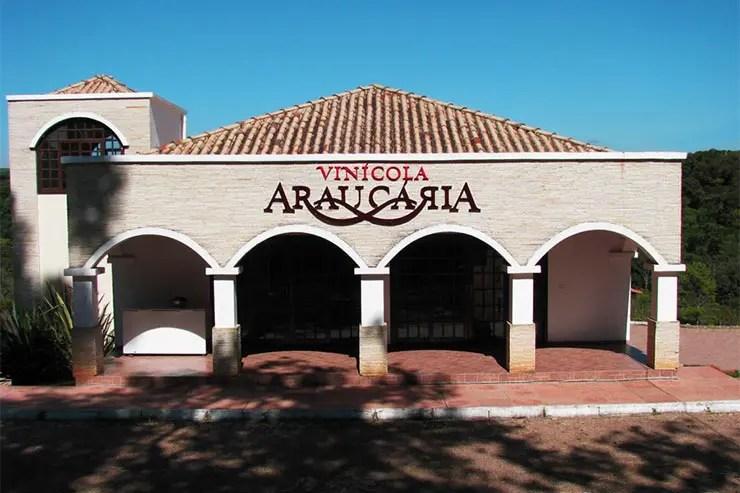 Vinícolas em Curitiba e arredores - Vinícola Araucária (Foto: Divulgação)