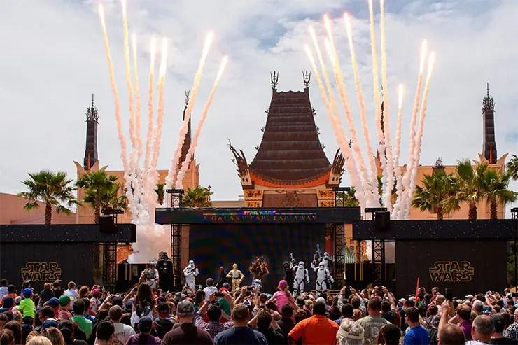 Atrações do Hollywood Studios (Foto: (Todd Anderson/Disney)
