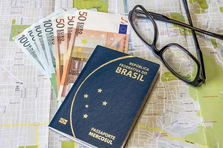 Quantos euros por dia em Portugal eu devo gastar? (Foto via Shutterstock)