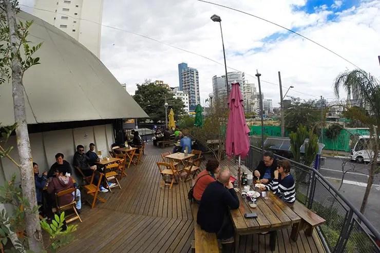 Mercado de Pinheiros em São Paulo (Foto: Esse Mundo É Nosso)