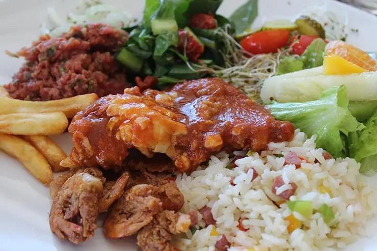 Onde comer em Joinville - Alles Picanha (Foto: Esse Mundo É Nosso)