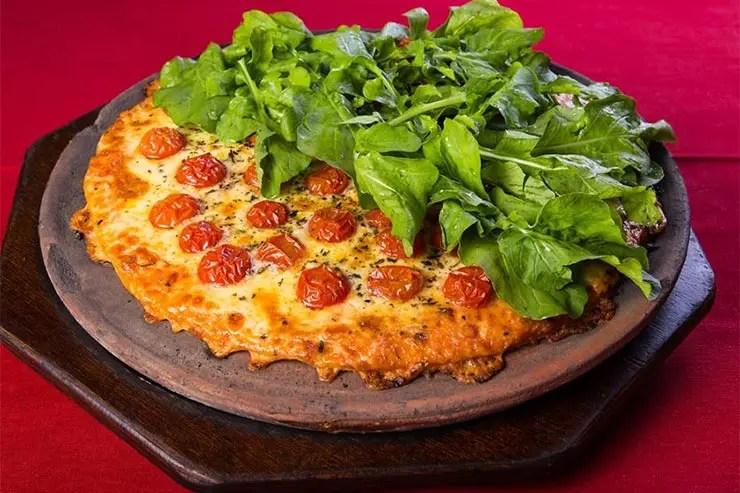Onde comer em Joinville - Pizza na Pedra (Foto: Divulgação)