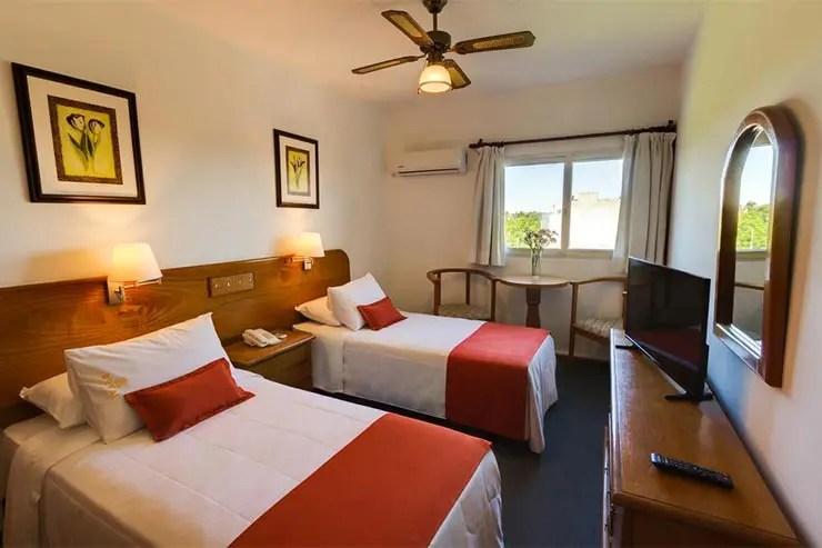 Hotel Royal - Onde ficar em Colonia del Sacramento, Uruguai (Foto: Divugação)