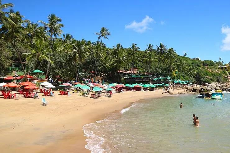 Praia de Calhetas, Pernambuco (Foto: Esse Mundo É Nosso)