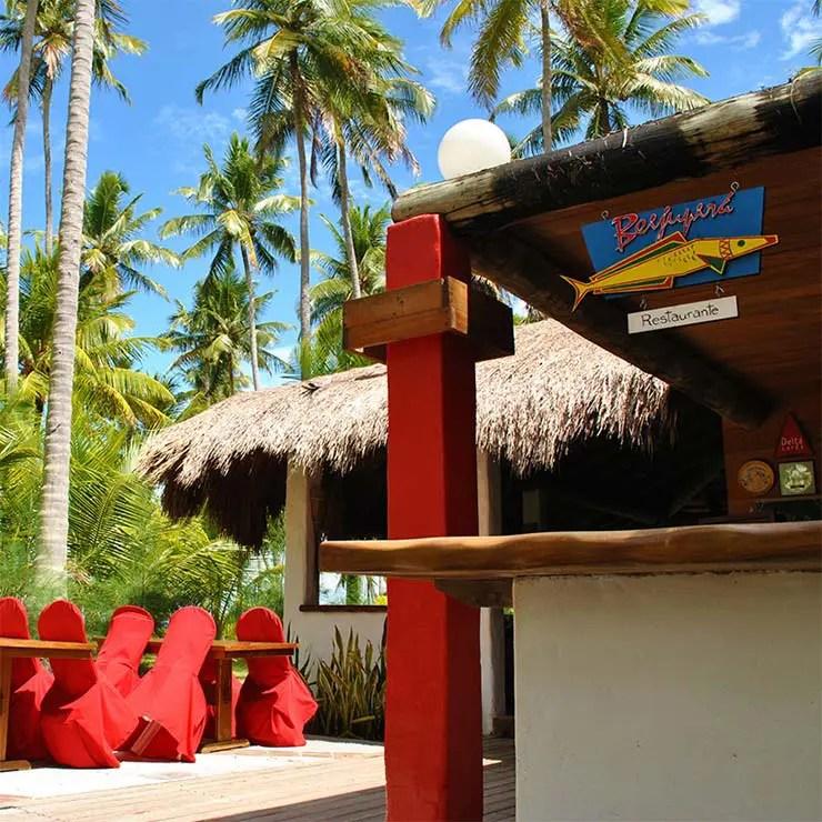 Onde comer na Praia dos Carneiros: Beijupirá Carneiros (Foto: Divulgação)