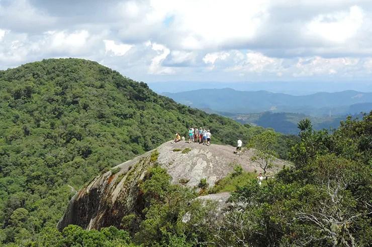 Trilha em Monte Verde (Foto: Esse Mundo é Nosso)