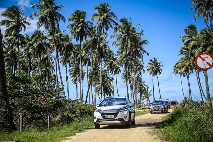 Roteiro de carro de Maceió a Recife (Foto: Divulgação)