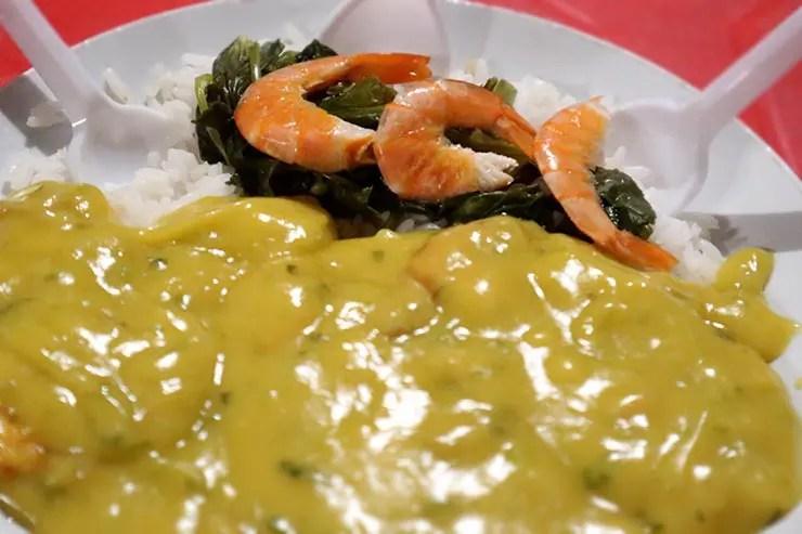 Culinária paraense - Pratos típicos do Pará: Vatapá (Foto: Esse Mundo É Nosso)