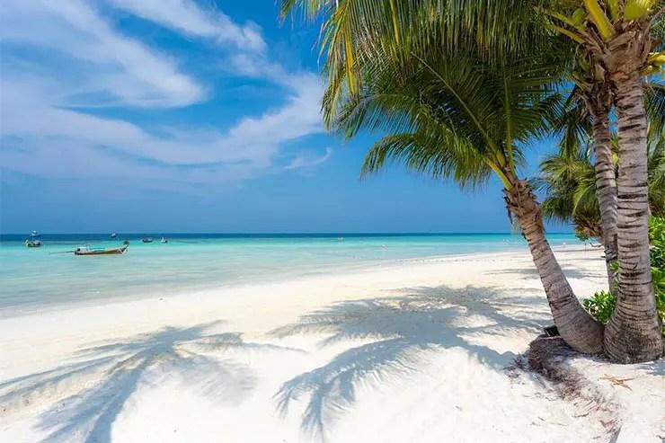 As Praias de Phi Phi, Tailândia - Laem Tong Bay (Foto: Divulgação/Holiday Inn)