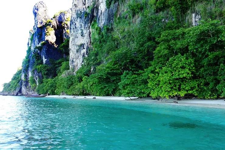As Praias de Phi Phi, Tailândia - Moskito Island (Foto: Esse Mundo É Nosso)
